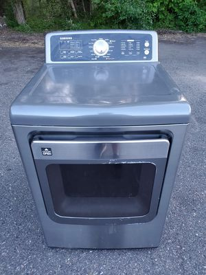 Samsung electric dryer good working conditions for Sale in Wheat Ridge, CO