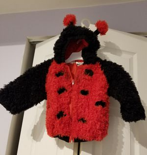 Ladybug Baby Halloween Costume - Very warm! for Sale in Chicago, IL