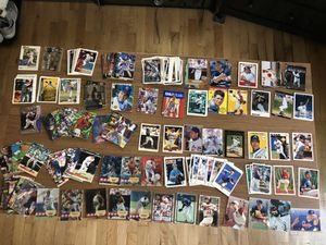Lot of 90s & 00s Baseball Cards for Sale in Conway, KS