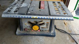 Table Saw $60 for Sale in Miami, FL