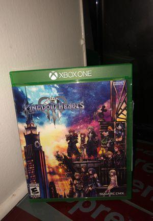 Kingdom Hearts III (Xbox One ) for Sale in Long Beach, CA
