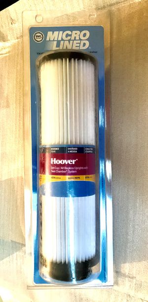 NEW Type 201 HEPA Vacuum Filter DVC Micro Lined For Hoover for Sale in Westerville, OH