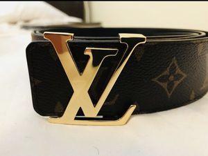 Authentic Louis Vuitton belt for Sale in Philadelphia, PA
