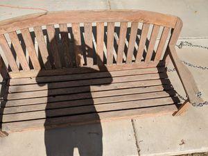 Wooden Swing for Sale in Avondale, AZ