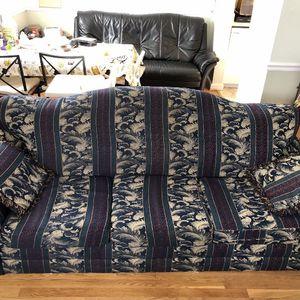 Antique Fabric Sofa for Sale in Arlington, VA
