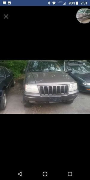 Jeep grand Cherokee limited for Sale in Towanda, PA