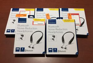 Insignia bluetooth noise reduction headphones for Sale in Lake Oswego, OR