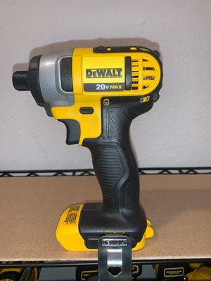 NEW 20V IMPACT DRILL (TOOL ONLY) PRECIO FIRME-FIRM PRICE for Sale in Dallas, TX