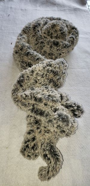 Hand crocheted fluffy scarf for Sale in Benton, KY