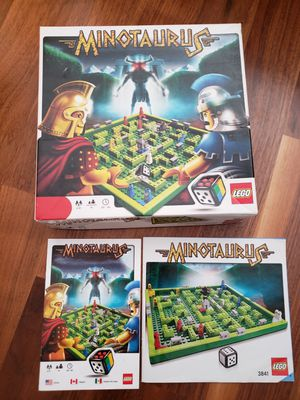 Lego Minotaurus board game for Sale in Des Plaines, IL