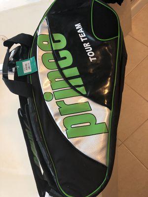 Pro team 5 racket tennis bag. New for Sale in Lemont, IL