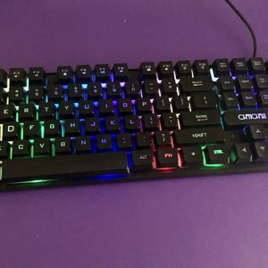 Gaming Keyboard Barely Used for Sale in Fremont, CA