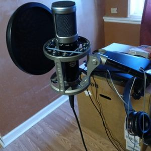 ST155 Sterling Microphone for Sale in Chicago, IL