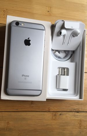 New Condition iPhone 6S And Plus Factory Unlocked for Sale in North Miami, FL