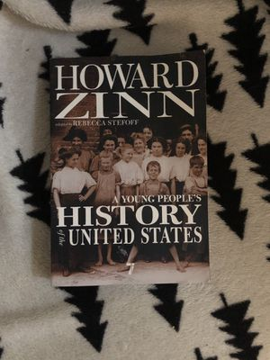 A Young Peoples History of the United States by Howard Zinn for Sale in Atlanta, GA