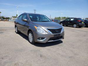 2017 nissan versa sedan sv for Sale in Lakeside, CA