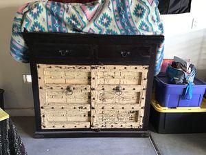 Bureau cabinet dresser for Sale in Henderson, NV