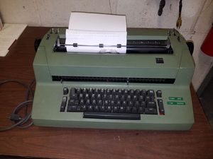 Used, IBM SELECTRIC II electric typewriter for Sale for sale  Queens, NY
