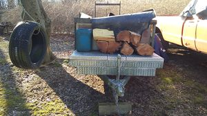 Double axel trailer for Sale in Orefield, PA