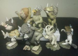 Where Are The Wild Things Are Action Figures mcfarlane toys for Sale in Marietta, GA