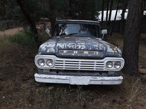 1959 Ford F-100 for Sale in Payson, AZ