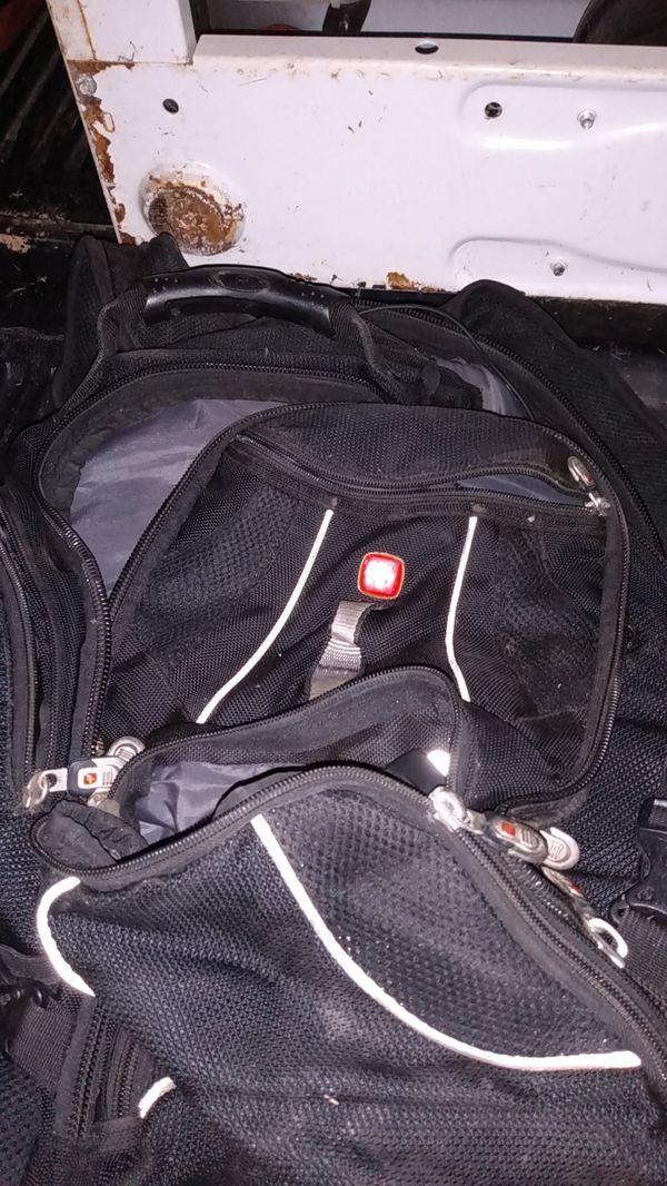 Swiss army bag