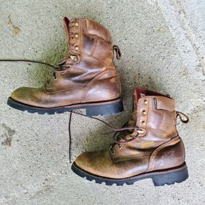 Chippewa waterproof insulated work boots. Men's size 9.5 for Sale in Milton, MA