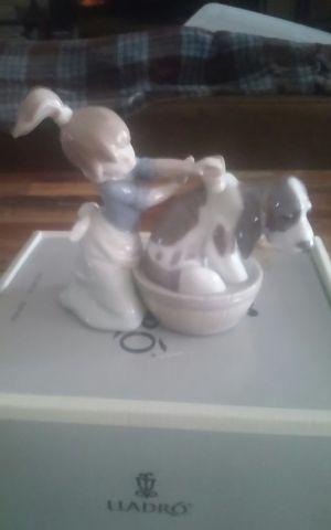 lladro porcelain figurine for Sale in Las Vegas, NV