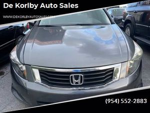 2009 Honda Accord Sdn for Sale in West Park, FL