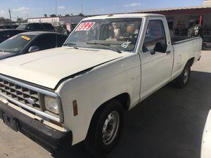 1987 Ford Ranger for Sale in Fresno, CA