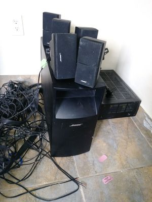 Bose system for Sale in West Palm Beach, FL