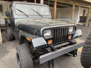 Jeep Wrangler Sahara 1994 for Sale in Newark, DE