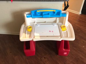 Step 2 Kid Desk with Chair for Sale in Houston, TX