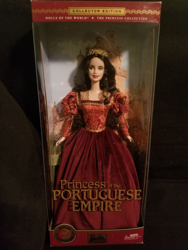 Portuguese Princess Barbie