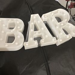 BAR Sign for Sale in Columbus,  OH