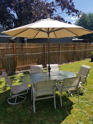 Outdoor patio Furniture for Sale in Gresham, OR