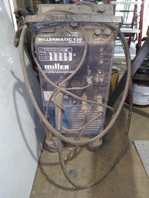Miller welder need a lil tlc... for Sale in Newport, MI