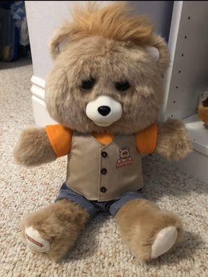 Teddy Ruxpin for Sale in Laguna Beach, CA