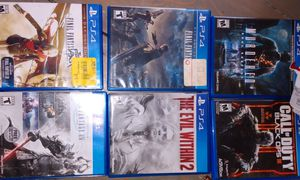PS4 games for Sale in Indianapolis, IN