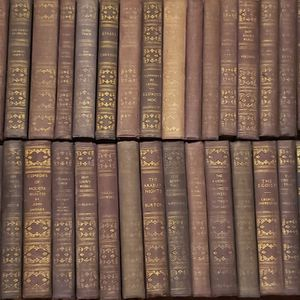 Stratford Press Hardcover Classics 1940s Editions Lot of 34 for Sale in Los Angeles, CA
