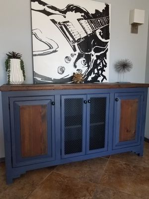 Gorgeous Urban Farmhouse Credenza/buffet/TV Stand/Dresser/ Entryway Table for Sale in Apache Junction, AZ