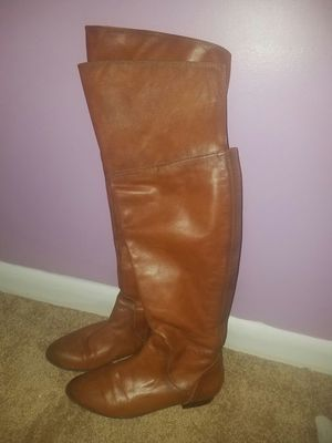 Leather over knee Aldo Boots for Sale in Washington, DC