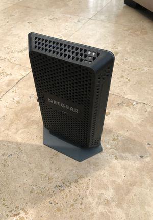Netgear CM600 Cable Modem for Sale in San Clemente, CA