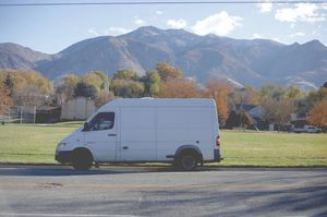 MUST SELL OR TRADE! Fully Converted 2003 Mercedes sprinter Camper Van! for Sale in Eugene, OR