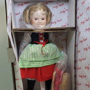 Shirley Temple- Dolls Of The Silver Screen for Sale in Villa Park, IL