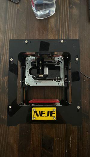 NEJE laser engraver for Sale in Livermore, CA