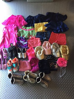 kids clothes !!! sizes 4,5,6 for Sale in San Diego, CA