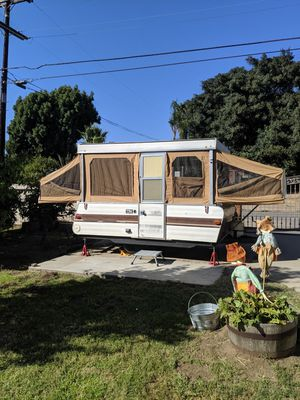 1974 StarCraft StarMaster Pop-up Trailer Camper for Sale in Vista, CA