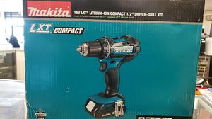 Makita lxt compact drill for Sale in Fort Lauderdale, FL