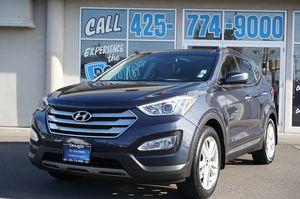 2016 Hyundai Santa Fe Sport for Sale in Lynnwood, WA